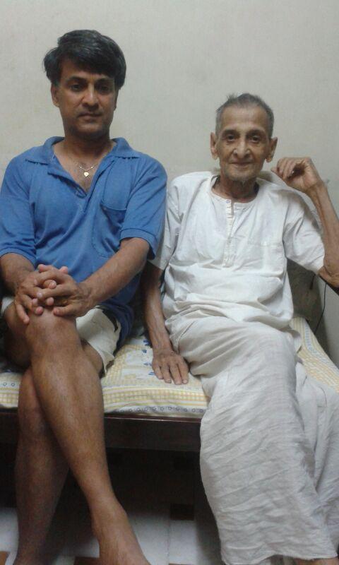 Nana Mama with Pankaj